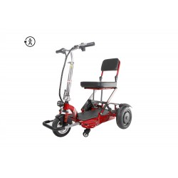 "Electric wheelchair OKRIDE MINI (8/10"")"