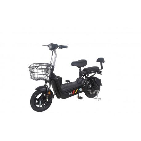 """Elektrinis motoroleris-dviratis - PRAKTIK (14"""")"""