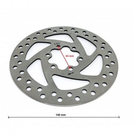 Elektrinio paspirtuko 140mm stabdžių diskas