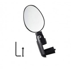 Scooter handlebar mirrors