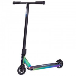 Triukinis paspirtukas Rideoo Flyby Complete Pro Neochrome