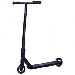 Triukinis paspirtukas Rideoo Flyby Complete Pro Black