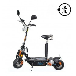 electric scooter SXT 500 EEC (10'')