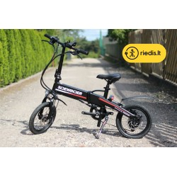 "electric bicycle X16 (16"")"
