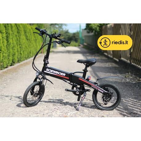 "elektrinis dviratis X16 (16"")"